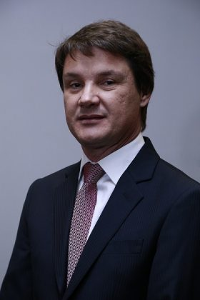 Edilson Luiz Deitos, presidente do SINPLAST – RS
